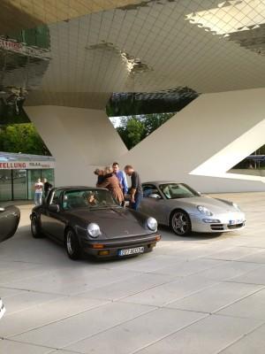 Porsche museum 1