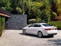 2016-Jaguar-XE-white-rear-three-quarter
